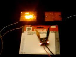 the 4 00 wig wag alternating flashing led circuit