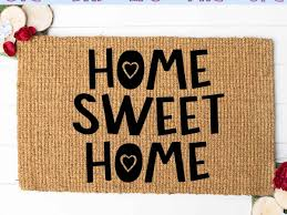 Creat lovely designs with these free home sweet home svg cut files for personal and commercial use! Free Home Sweet Home Svg Digitalistdesigns
