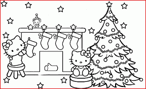 Xmas Coloring Pages Pdf At Seimado
