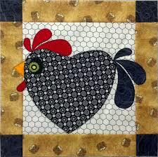 "Chicken Hearted"" | abyquilts & Chicken Hearted Adamdwight.com"