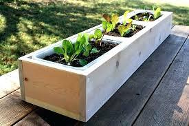 building a garden box. Build Herb Garden Box Raised Boxes Wooden Planter Building . A