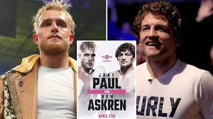 Ben askren a 'wannabe fighter who choked' in ufc, olympics. Jake Paul Warned Ben Askren Will Ragdoll And Maul Him In Boxing Match