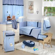 disney blue winnie the pooh kite crib bedding collection crib bedding set jpg
