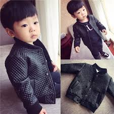 toddler leather jacket 2016 spring baby boy pu leather jacket solid toddler boy motorcycle jacket child