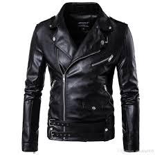 moto leather jacket mens. 2017 black moto leather jackets for men short cool best designer faux blazer mens casual fashion slim coats biker jacket the blue e