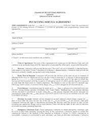 pet sitter forms pet sitter contract forms package legal forms and business