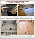 108 Деревянный пол второй этаж своими руками