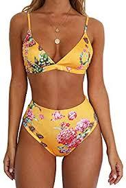 <b>Sexy bikini 2019</b> high waist <b>swimwear</b> women biquini <b>push</b> up ...