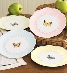 lenox butterfly meadow dinner plates. Modren Dinner Butterfly Dinnerware Set  Lenox Meadow With Dinner Plates M