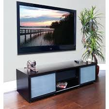 Corner Tv Stand For 65 Inch Stands Awesome Black  Intended C41