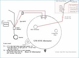 how to wire a chevy 4 wire alternator diagram unique chevy 4 wire how to wire a chevy 4 wire alternator diagram unique wiring diagram for a gm alternator