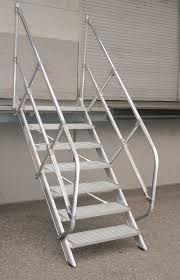 > moderne galerietreppen für neubau und renovation von ts concept luxemburg. Alu Treppe 45 Feresta Gmbh