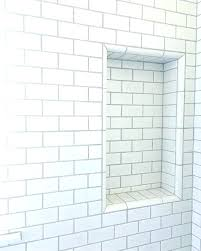 matte white subway tile s kitchen backsplash glossy or