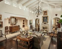 ... Living Room, French Country Living Room With Carpet And Wooden Floor  And Mirror And Wall ...