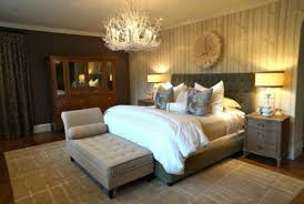 rustic bedroom lighting. the lovely tree motif featured on walls of this bedroom adds a rustic feel that lighting n
