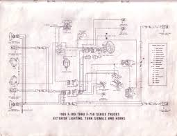 ford pickup wiring diagrams wiring diagram for 1966 ford f100 the wiring diagram 1966 ford f100 wiring 1966 wiring diagrams