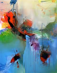 gerard stricher paintings are beautiful abstractions