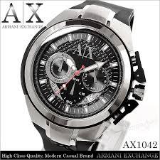 amonduul rakuten global market in armani birthday present in armani birthday present christmas for armani exchange armani exchange watch men ax1042 chronograph black