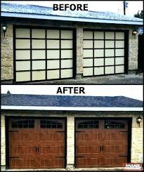 garage door replacement cost home interior a new garage door cost installed single garage door replacement