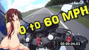 Honda Cbr500r 0 60