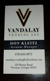 Evergreen Vending Machine Llc Extraordinary Vandalay Vending LLC For Sale In Newnan GA OfferUp