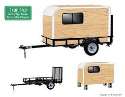 trailtop modular trailer topper