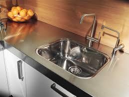 reginox elegance chicago stainless steel integrated kitchen sink