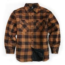 Yago Flannels - Golden Goat Men's Quilted Lined Flannel Shirt ... & ... Quilted Lined Flannel Shirt. Previous Next Adamdwight.com