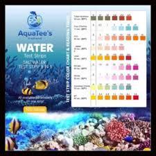 9 In1 Salt Water Aquarium Test Strips 100 Pack Ph Nitrate Nitrate Kh Gh Hardness