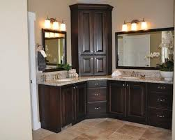 vanity cabinets for bathrooms. Excellent 1000 Ideas About Corner Bathroom Vanity On Pinterest His And Pertaining To Cabinets Popular For Bathrooms