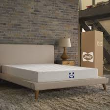 Sealy 8-Inch Bed in a Box Twin Mattress \u2013 PzDeals