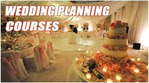Wedding Planning Courses Online For Free - YouTube