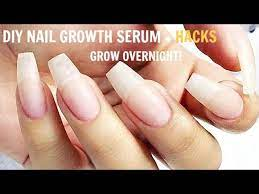 how to grow long nails fast in 5