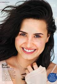 demi lovato is so beautiful without makeup