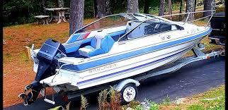 1987 bayliner capri 1702 ob boat