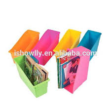 Classroom Magazine Holders Inspiration Plastic Magazine Holders Orange Holder For Classroom TeenCollective