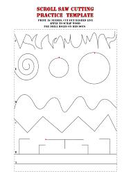Beginner Scroll Saw Patterns