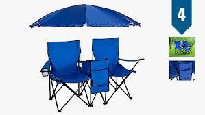 picnic double folding chair
