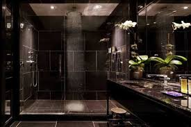 black bathroom. 2017 15 Bathroom With Black Toilet On Chic All Bathrooms For Inspiration | Decorating Room L