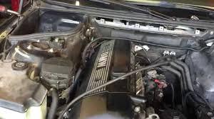 BMW 5 Series 98 bmw 325i : BMW Crankshaft Position Sensor & Knock Sensor Location - YouTube