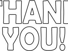 Coloring Pages Of Thank You Cards Coloring Pages Of Thank You Thank