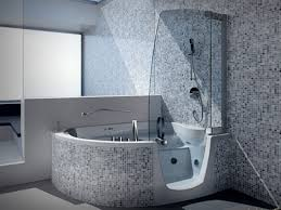Catchy Soaking Tub And Shower ...