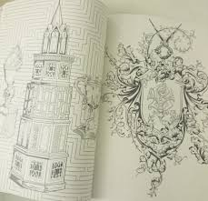 1000x965 harry potter coloring book books for children secret