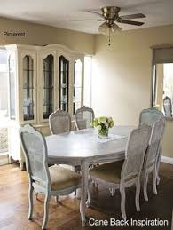 french provincial cane back dining chairs stately elegance thomasville can paint to order