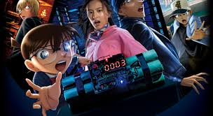 Detective Conan x Universal Studio Japan 2020 -