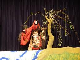 中川人形浄瑠璃 第5回定期公演 いな 上伊那