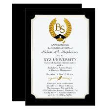 Invitacion Para Graduacion Universitaria Zrom Tk