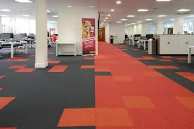 carpet tiles office. Up \u0026 Balance Grayscale Carpet Tiles At Virgin Trains Head Office F