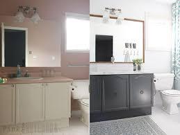 bathroom remodels on a budget.  Bathroom DIYbathreveal9_PLN And Bathroom Remodels On A Budget