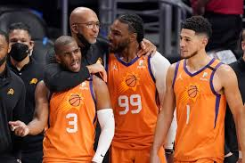 The suns compete in the national basketball associa. Suns Monty Williams Has Evolved As A Coach To Lead His Team To Finals